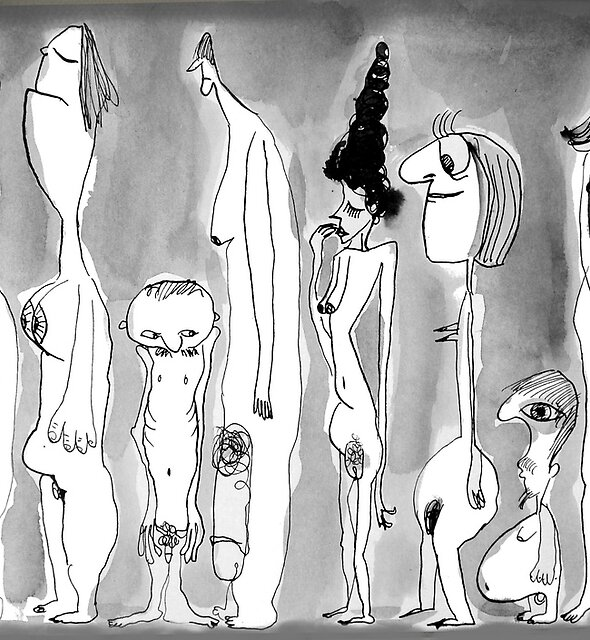 check up line by Loui  Jover