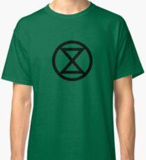 Extinction Rebellion Merchandise Classic T-Shirt