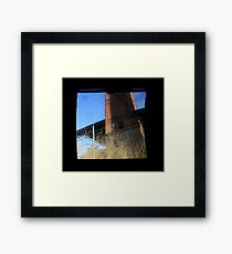 TTV Image ( Through The Viewfinder)#13 Framed Print