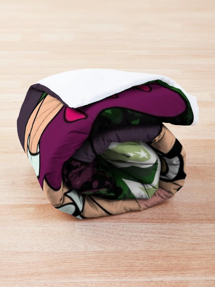 Alternate view of Squid Sisters Comforter