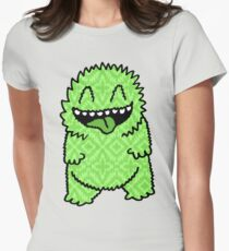 Fuzzy Green Monster T-Shirt