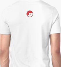Pokeball (Flat Colors) Unisex T-Shirt