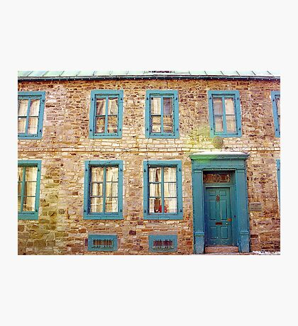 Stone House Photographic Print
