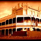Rose Hotel by dippa
