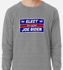 Elect (then impeach) Joe Biden Lightweight Sweatshirt