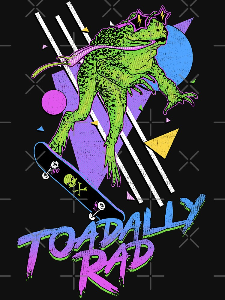 Toadally Rad by wytrab8