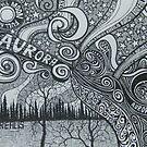 Aurora Borealis by Christopher Clark
