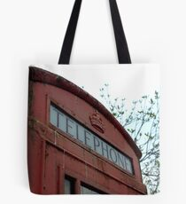 Broken Britain Tote Bag