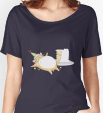 Greedy Hamster Women's Relaxed Fit T-Shirt