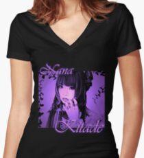 Nana Kitade Women's Fitted V-Neck T-Shirt