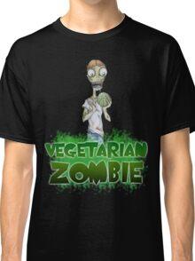 Vegetarian Zombie Classic T-Shirt