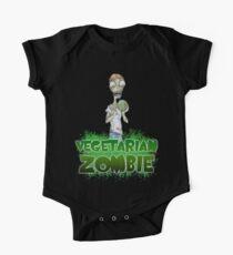 Vegetarian Zombie One Piece - Short Sleeve