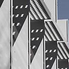 Triangular Shadows by Lynn Wiles