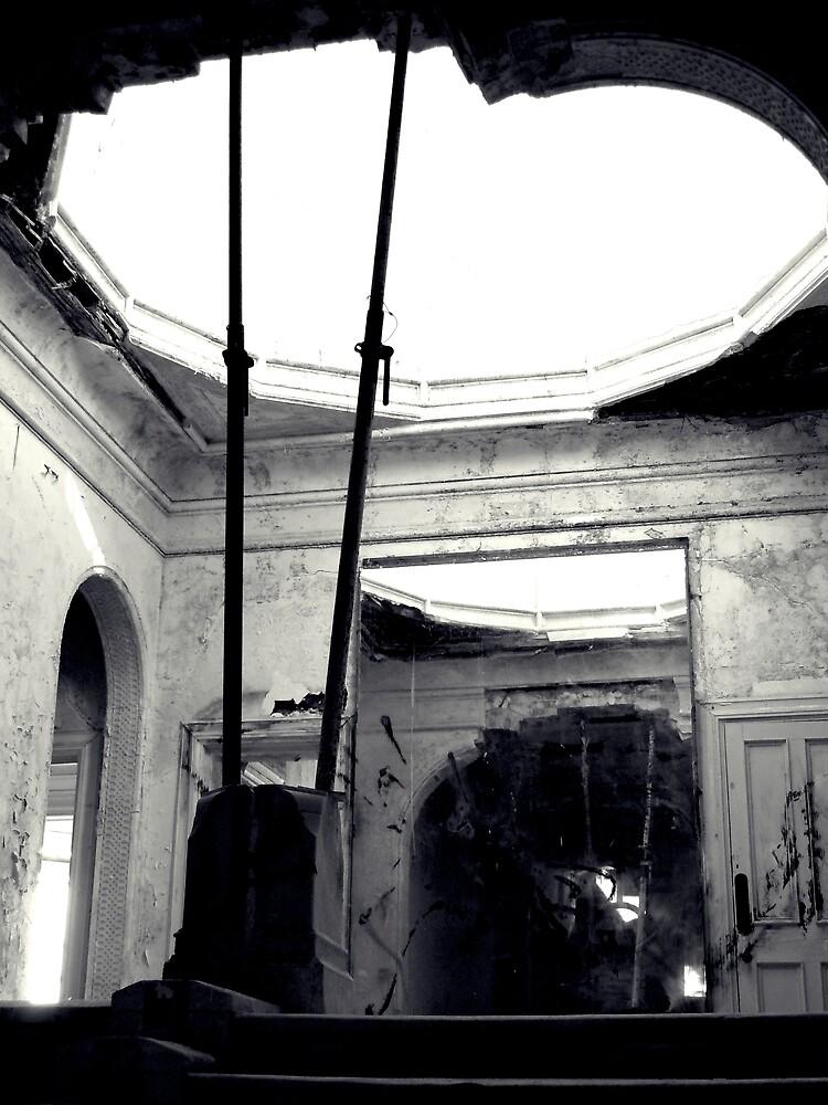 Collapse II ~ Lillesden School by Josephine Pugh