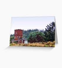 Little Castle Greeting Card