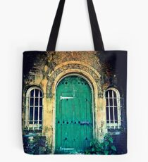 Enter ~ Lillesden School Tote Bag
