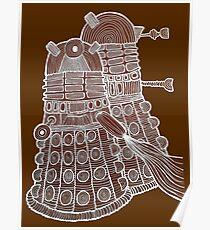 Doodle Daleks Poster