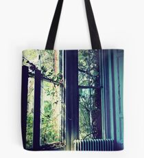 At the Window ~ Lillesden School Tote Bag