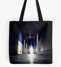 Way Out? ~ Lillesden School Tote Bag