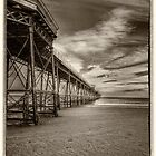 The Old Iron Pier by clint hudson