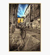 Lucca Tuscany Photographic Print