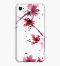 Sakura flower iPhone Case/Skin