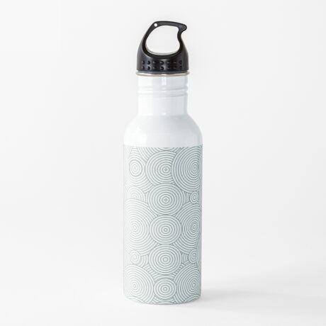 Raindrops 100 Water Bottle
