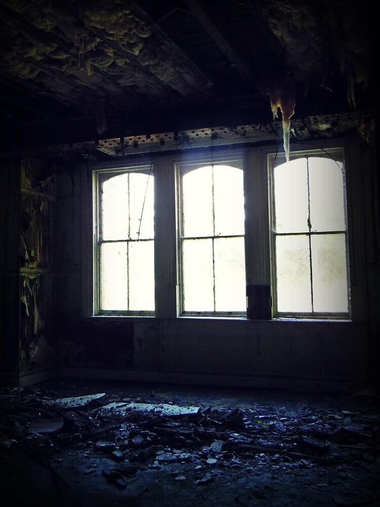 Floor to Ceiling ~ Lillesden School by Josephine Pugh