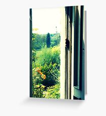 The Grounds ~ Lillesden School Greeting Card
