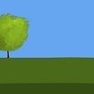 One Tree Field by Nigel Silcock