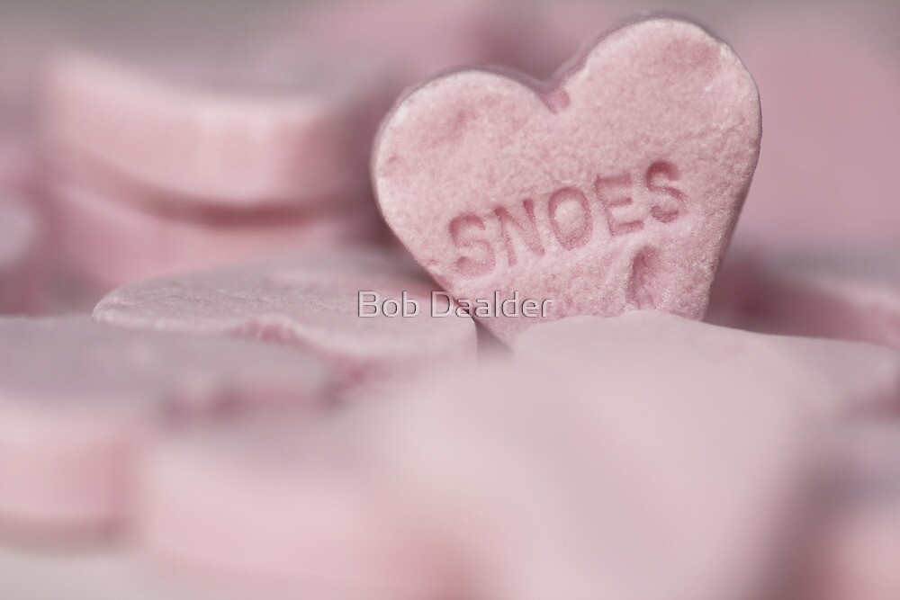 Snoes (= Sweety) by Bob Daalder