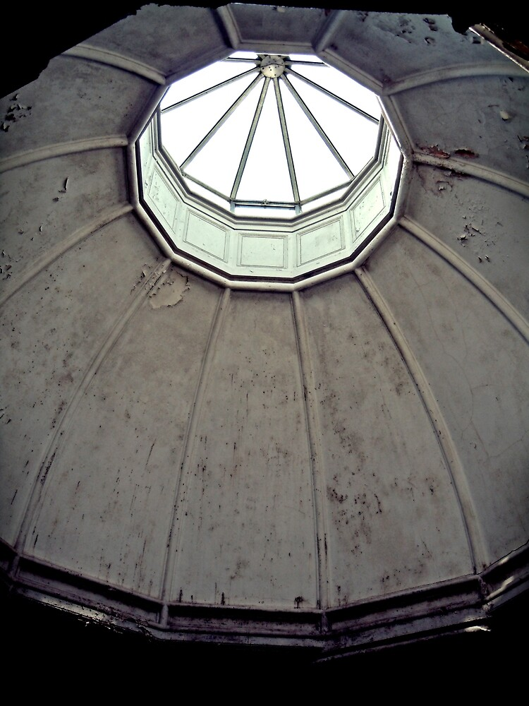 The Dome ~ Lillesden School by Josephine Pugh