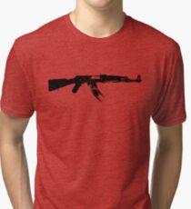 kalashnikov Tri-blend T-Shirt
