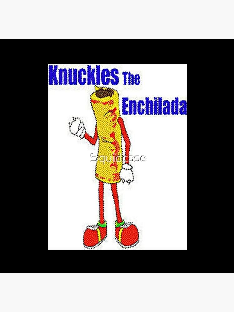 Knuckles the Enchilada | Tote Bag