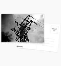 antenna Postcards