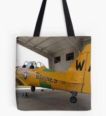 North American SNJ-6 Texan (Warbird Adventures) Tote Bag