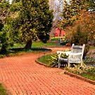 Springtime Daydreams by Monica M. Scanlan