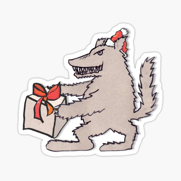 I'm no so bad - Look, I have a present for you... Sticker