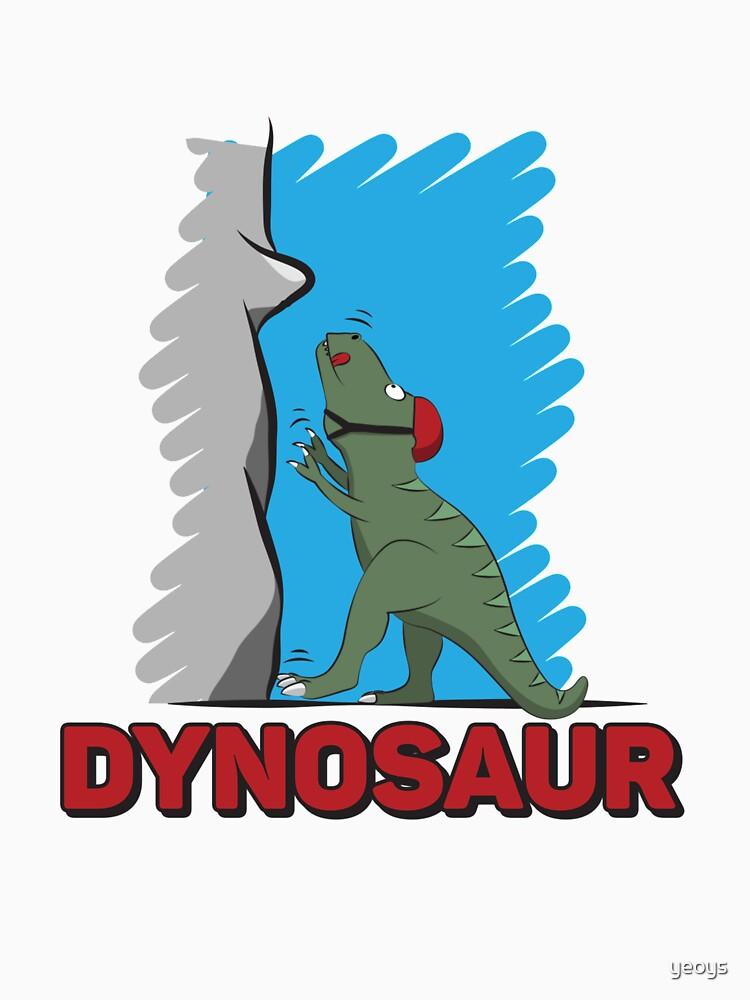 Dynosaur - Climbing & Boulder von yeoys