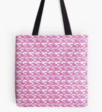 Jiu-Jitsu Pink  Tote Bag