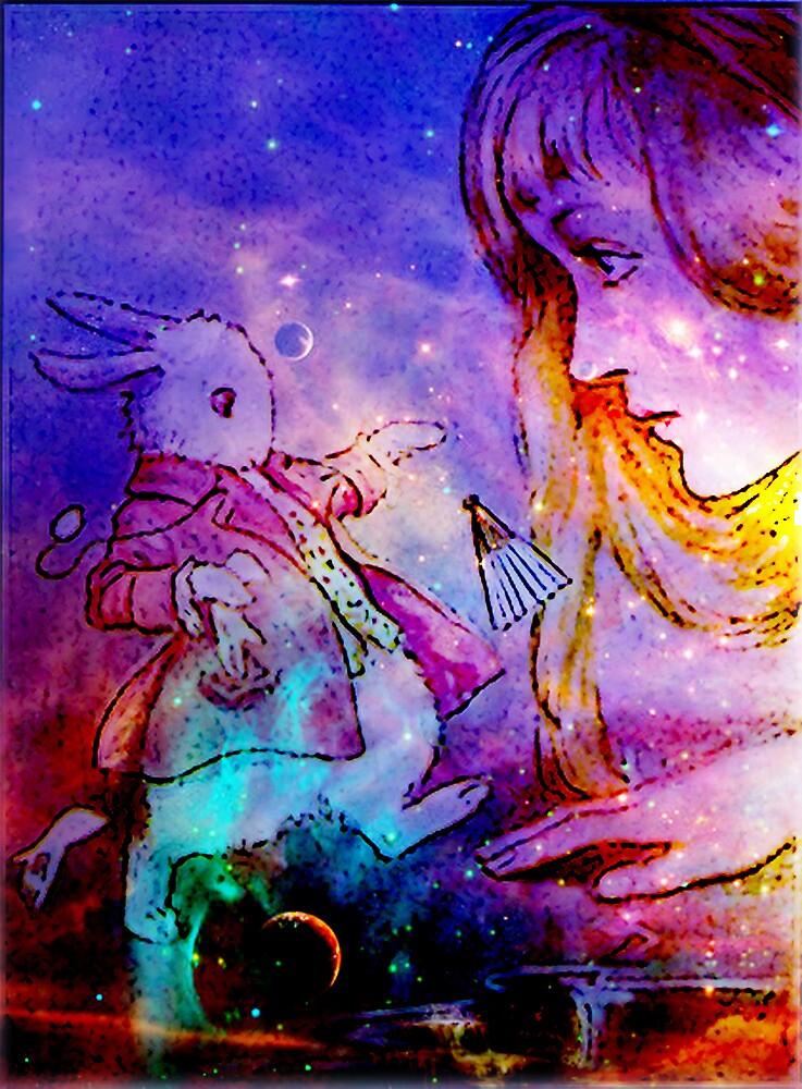 DEDICATION ~ ALICE'S WONDERS ~ MARGARET TARRANT by Tammera