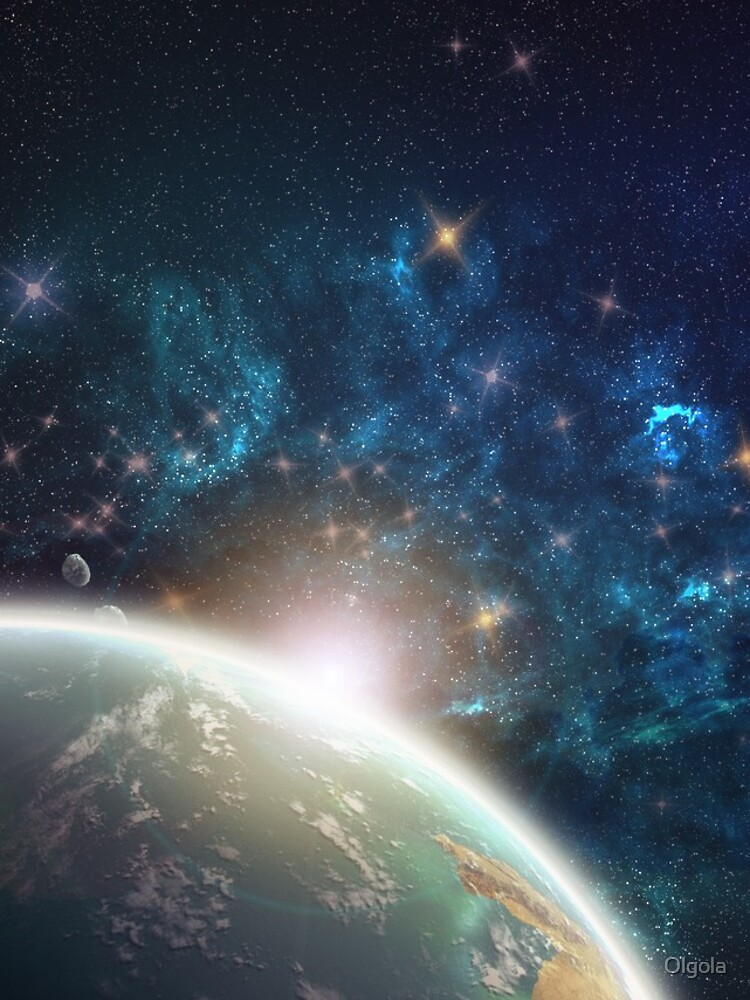 Interstellar by Olgola