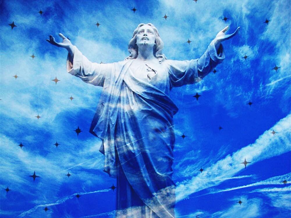 He Is Risen by Mistyarts