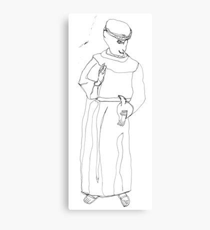St. Francis Canvas Print