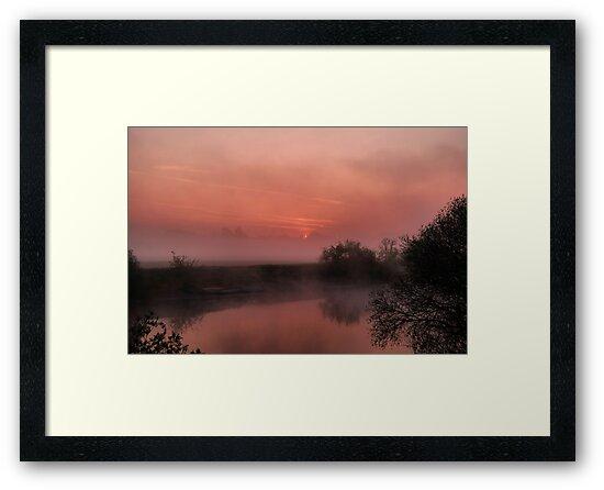Sunrise by Simon Pattinson