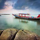 Laem Set Fishing Boat by Ben Ryan