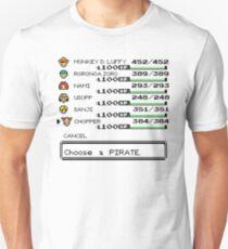 Choose a Pirate Unisex T-Shirt