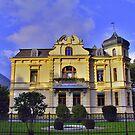 Beautiful Building I by Daidalos