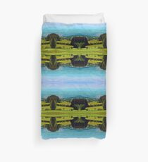 Urban and rural all together Duvet Cover