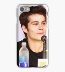 Dylan O'Brien Comic Con picture iPhone Case/Skin